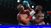 Floyd Mayweather regresó al ring ante el youtuber Logan Paul en una pelea con un resultado sin precedentes