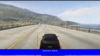 GAN Theft Auto es un fragmento de GTA 5 creado por AI