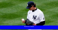 Gerrit Cole habla sobre el uso de la tachuela de araña en el béisbol