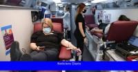 Hay una 'grave escasez de sangre' en los EE. UU., Dice la Cruz Roja