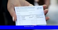 Hombre acusado de robar 500 tarjetas de vacunación contra Covid en Los Ángeles