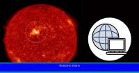 Hoy una tormenta solar moderada golpea la Tierra, ¿cómo puede afectar nuestros dispositivos tecnológicos?
