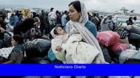 Inauguración del primer campamento de migrantes 'cerrado y con acceso controlado'
