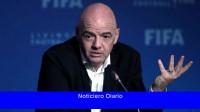 Infantino se reencuentra con Tapia, por el Mundial y el fracaso del duelo contra Brasil