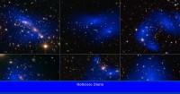 Investigan las propiedades de la materia oscura a través de la existencia de una dimensión extra en el espacio-tiempo.