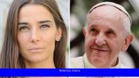 Juana Viale al Papa Francisco: Actuar con el ejemplo