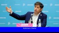 Kicillof: 'Si es necesario, se tomarán nuevas medidas para frenar el avance del coronavirus'