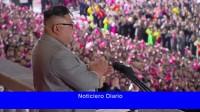 Kim Jong-un promete crear un Ejército 'invencible' y acusa a Estados Unidos de generar tensiones