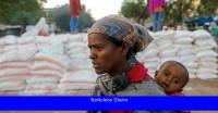 La hambruna en Etiopía se convierte en la peor crisis de hambre en una década