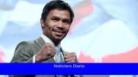 La leyenda del boxeo filipino Manny Pacquiao disputará la presidencia en 2022