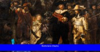 La obra maestra dañada de Rembrandt está completa de nuevo, con la ayuda de la IA