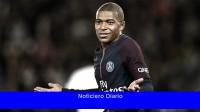 La prensa deportiva francesa asegura que Mbappé quiere ir al Real Madrid