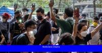 La represión de China contra Hong Kong