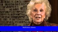 Lanzamiento de la campaña 'Argentina Unida Te Busca' en apoyo al trabajo de las Abuelas