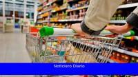 Las ventas en los supermercados cayeron un 8,8% durante marzo