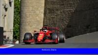 Leclerc domina en Azerbaiyán y logró otra pole