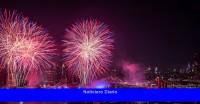 Los fuegos artificiales del 4 de julio de Macy's regresan a Nueva York en Pre-Pandemic Brilliance