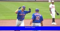 Los Mets se mantienen calientes con la explosión de Matt Harvey y los Orioles