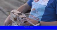 Los 'pequeños Einsteins' que muestran sus dones en un pueblo de Burgos