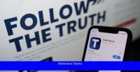 Los piratas informáticos reclaman la aplicación social de Trump antes de su lanzamiento