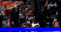 Los playoffs de la NBA arrojan varias estrellas lesionadas y ningún favorito claro