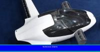 Los taxis voladores podrían ser viables con esta nueva tecnología de batería