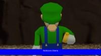 Luigi aparece en la versión para desarrolladores de Dreamcast de Sega GT
