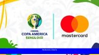 Mastercard no será patrocinador de la Copa América en Brasil