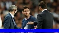 Messi fue reemplazado y mostró molestia, pero el PSG ganó gracias a Mauro Icardi