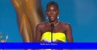 Michaela Coel gana su primer premio Emmy