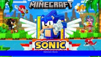 Minecraft se une al cumpleaños número 30 de Sonic con un nuevo DLC que ya puedes descargar