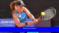 Nadia Podoroska ya está en cuartos de final de dobles