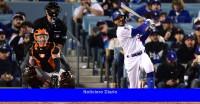 NLDS: Dodgers vencieron a los gigantes en el juego 4, preparando el juego decisivo 5
