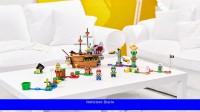 Nuevos detalles sobre LEGO Luigi y todos los sets que acompañarán su lanzamiento