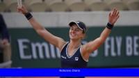 Podoroska, de nuevo en las semifinales de Roland Garros
