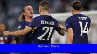 Portugal y Francia reeditan la final del último Campeonato de Europa en la definición del Grupo F