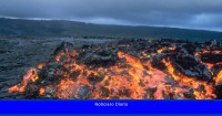 ¿Qué tan caliente puede llegar la lava de un volcán?