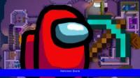 Recrean Polus de Among Us en Minecraft con un resultado a la altura del mapa del juego social