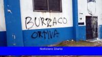 Refuerzan el operativo de Claypole-San Martín de Burzaco por grafitis amenazantes