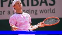 Schwartzman le quitó un set a Rafa Nadal pero fue eliminado en los cuartos de final de Roland Garros