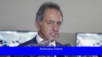 Scioli: 'La integración energética es estratégica en relación a Brasil'