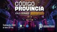 Se estrena Código Provincia en el Dorado, un ciclo de conciertos de artistas bonaerenses