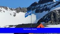 Se presentaron las cuatro mujeres a cargo de Radio Nacional en la Antártida