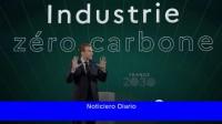 Seis meses antes de las elecciones, Macron anuncia un plan para reindustrializar el país