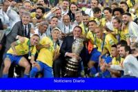 Selección de Brasil: 'Estamos contra la Copa América pero nunca diremos que no a la selección'