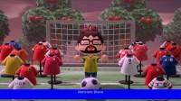 Si estás deseando que llegue la Eurocup, puedes vestirte como tu equipo favorito en Animal Crossing