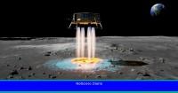 Un nuevo invento permitiría a las naves espaciales crear sus propias pistas de aterrizaje en la Luna