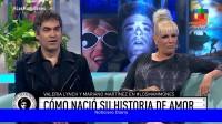 Valeria Lynch y Mariano Martínez de Attaque 77 contaron cómo comenzó su noviazgo