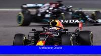 Verstappen abandonó a cinco vueltas del final, pero Red Bull aseguró la victoria con 'Checo' Pérez