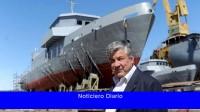 Wasiejko: 'hay sectores a los que no les interesa que el país tenga una industria naval'